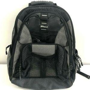 Targus Multi-Use Backpack Book Bag Hiking Travel
